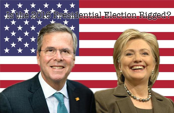 Is the US presidential election already determined by the Illuminati?