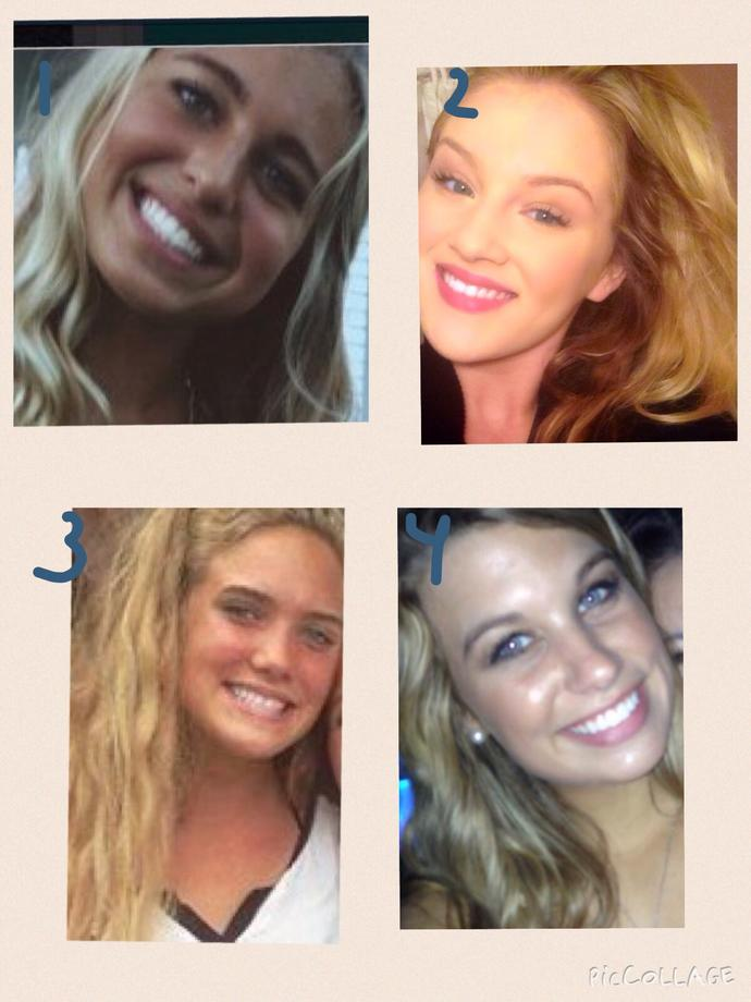who of these girls is the prettiest and why?