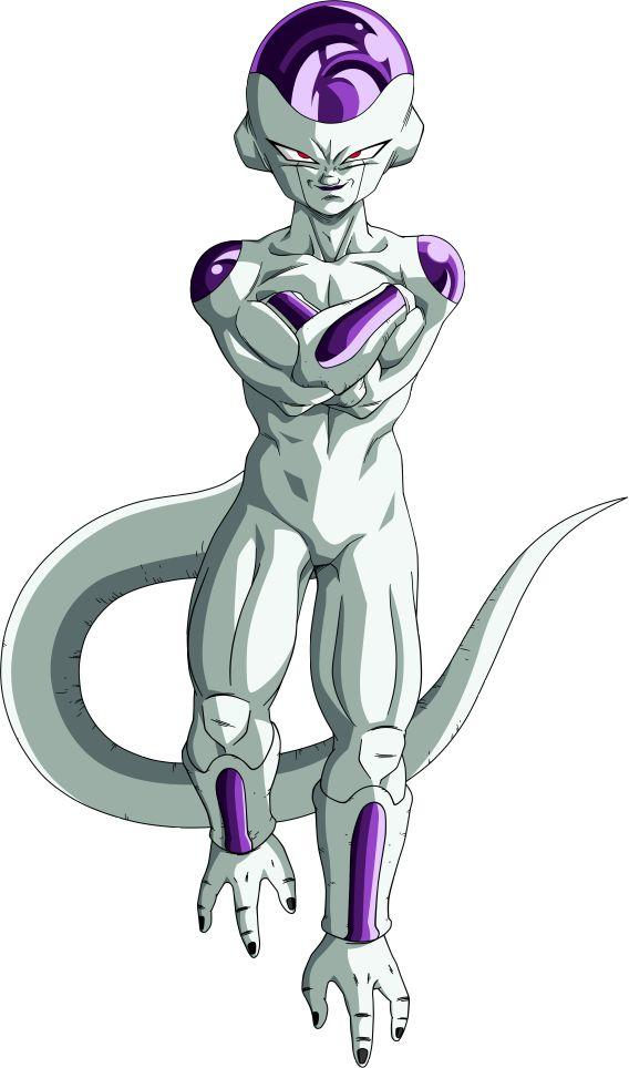 Most Badass Character Design in Dragon Ball Z or Any Anime? Post a picture!! and WHY?