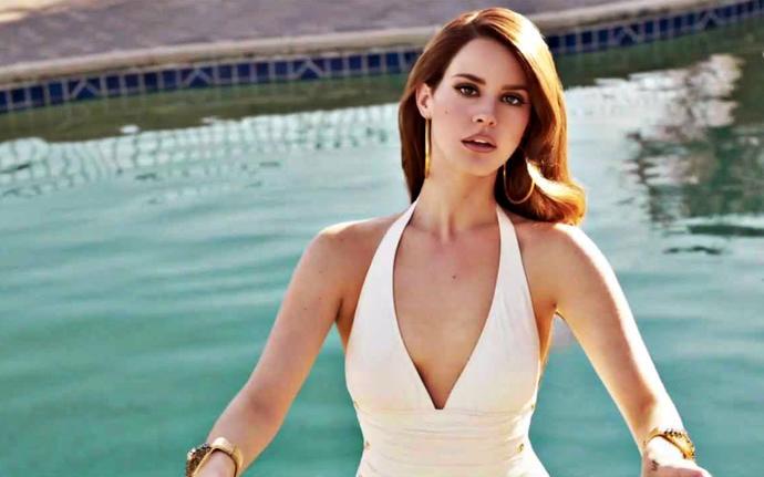 Isn't Lana a babe?