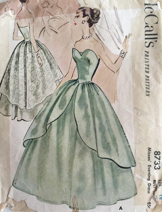 Would a formal dress be too difficult to make?