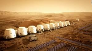 Would you like to go to Mars and live there?