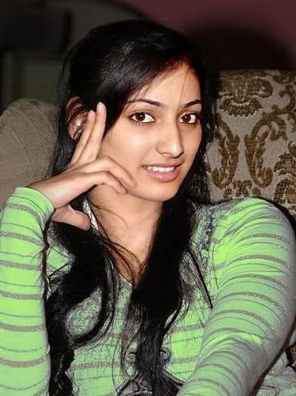 Good looking indian women