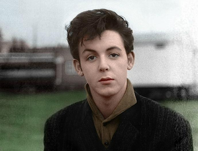 Would you have dated Paul McCartney back in the day??