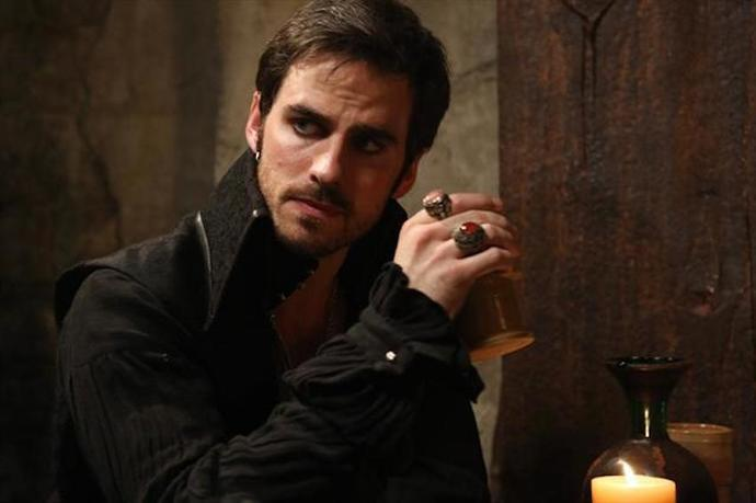 Who's your favorite Once Upon a Time male character?