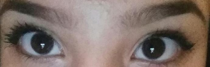 Guess my nationality, from just looking at my eyes?