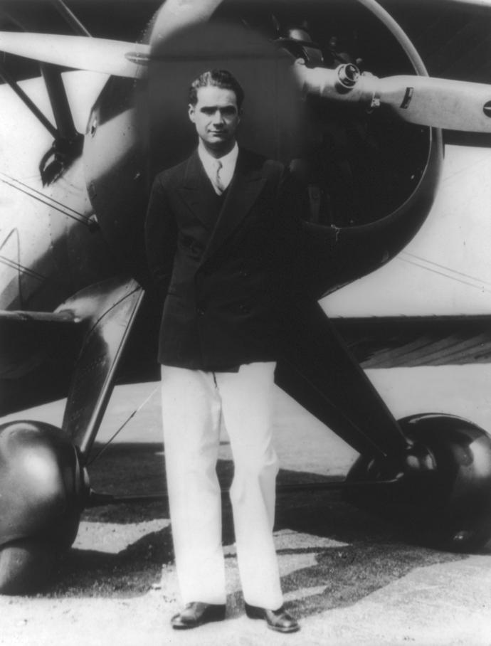 Do you think Howard Hughes was a genius or a nut?