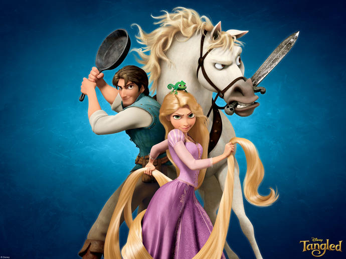 Do you like the movie Tangled or Frozen better?