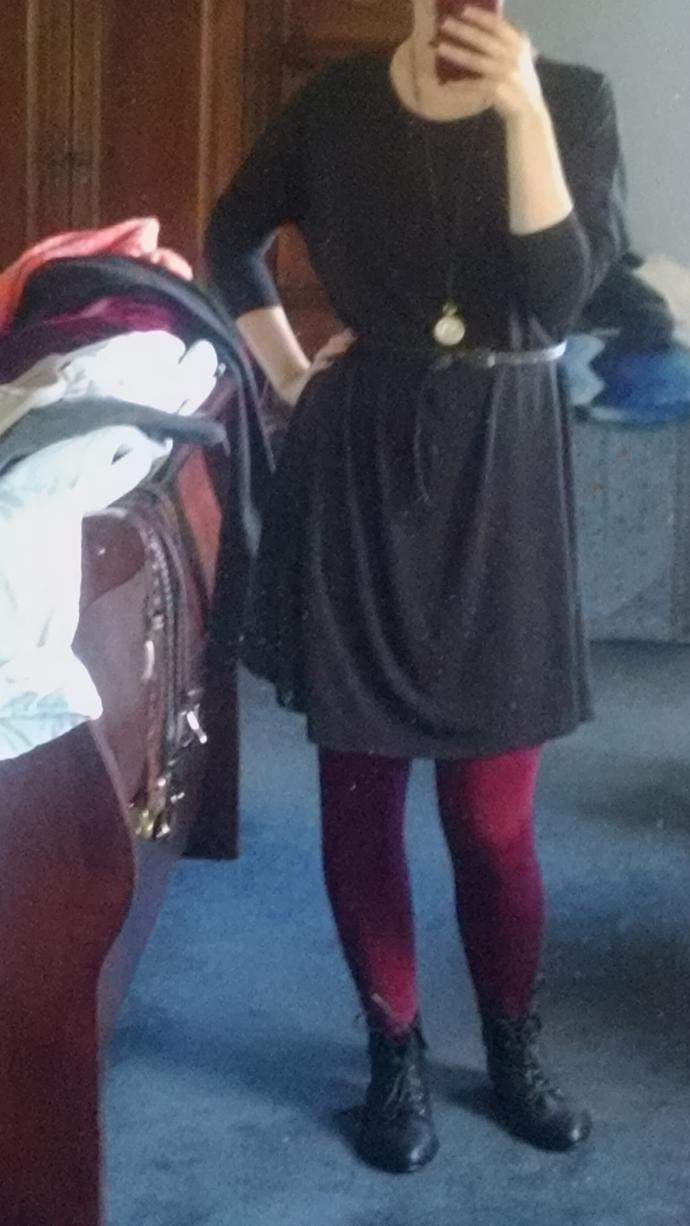 Does this outfit look cute?