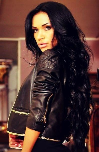 What Do You Think Of Jet Black Hair On Girls Girlsaskguys