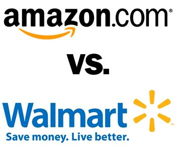 Amazon vs Walmart?
