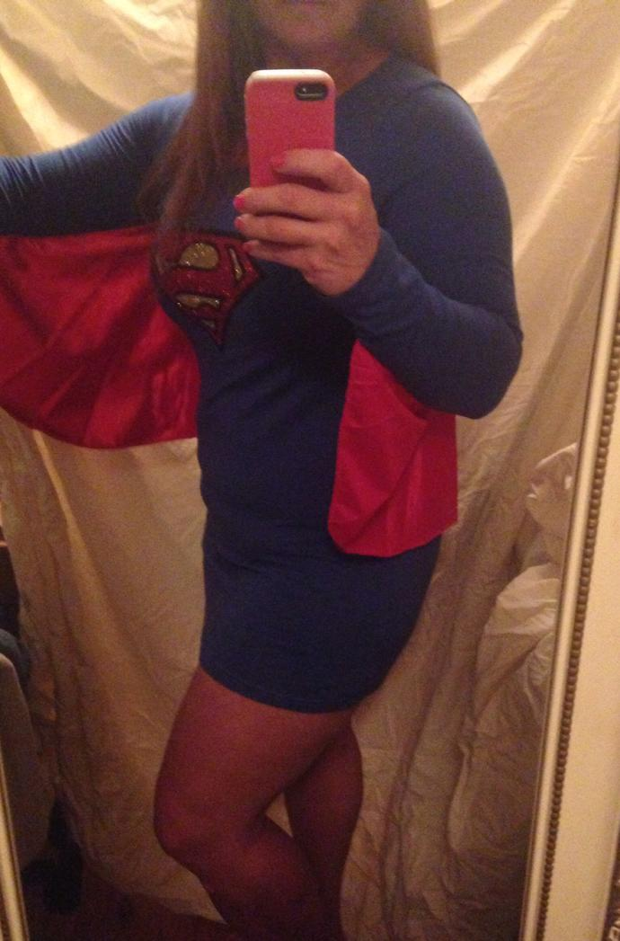 What to wear under the Halloween costume?