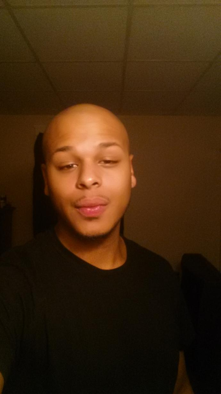 Shaved my head again :( ?