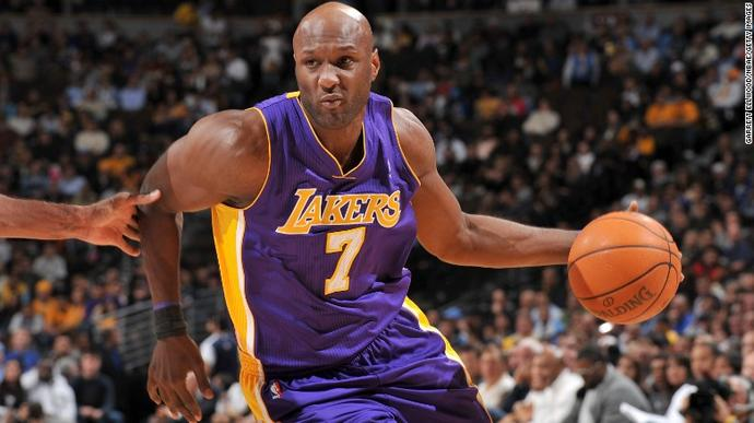 Do you think Lamar Odom is going to make it?