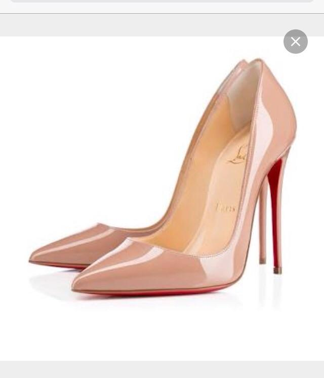 yes or no to these Christian Louboutins shoes?