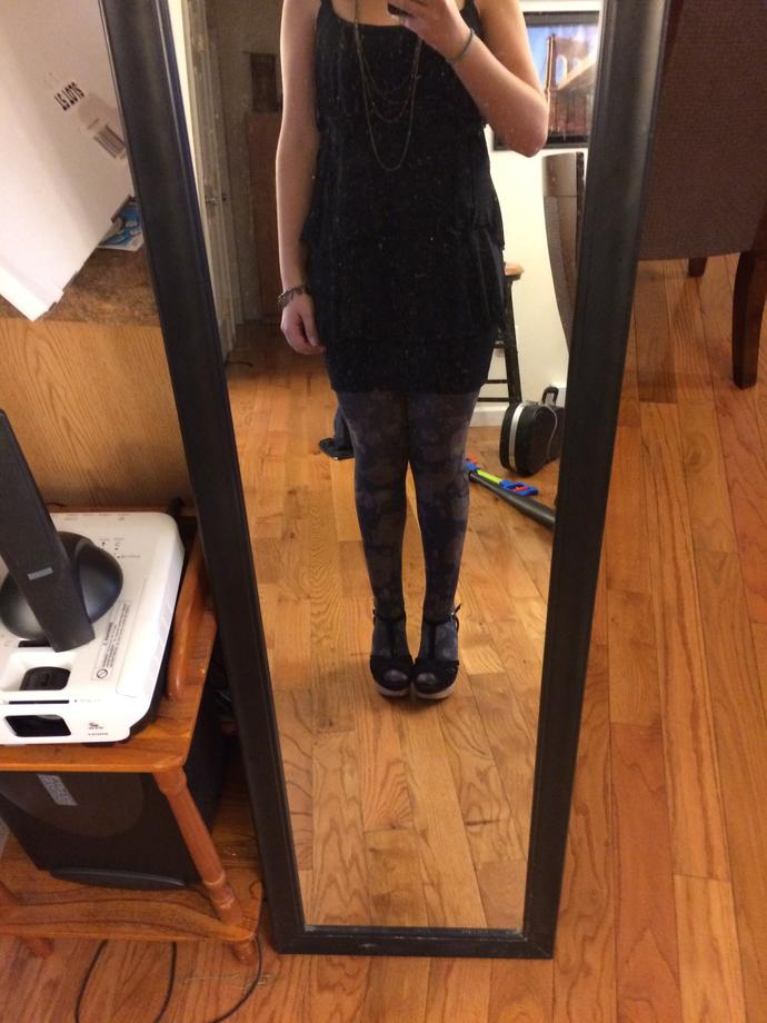 Is this okay for homecoming (I'm a freshmen)?