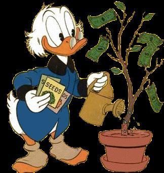 If someone mysterious walked up to you and offered to sell you a money tree for a million dollars would you buy it?