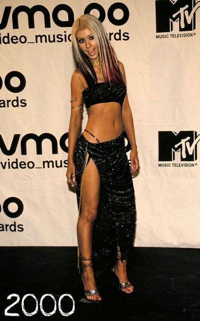 Best body Xtina Aguilera has ever had?