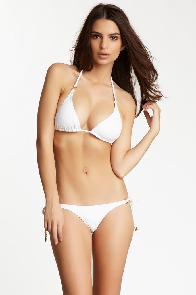 Who looks best in a bikini?