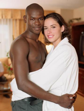 Black girl white guy dating site