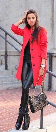 Girls, What would you say is closest to your winter/Fall go-to style?