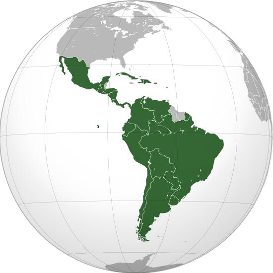 What is your all time favorite LATIN American country?