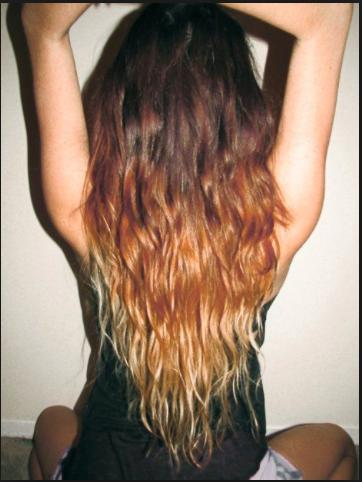 Men: what do you think of ombre hair on a woman? Hot or not?