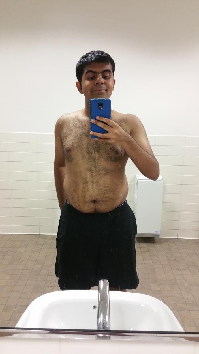 Girls, how could I improve my body?