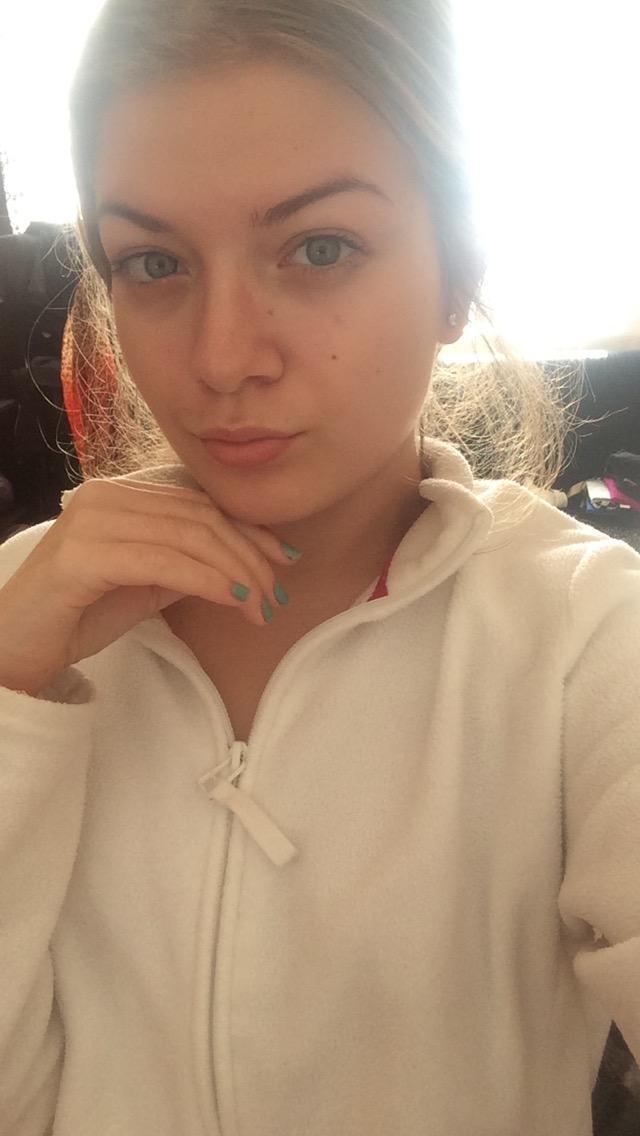 i look good no makeup?