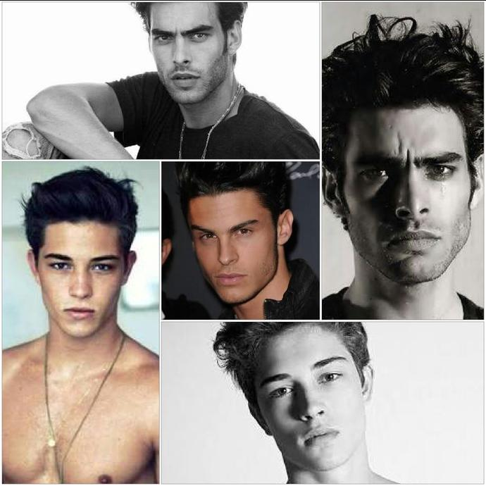 Girls, rate these guys facially?Consider the massive difference in lighting? And camera /lens quality?