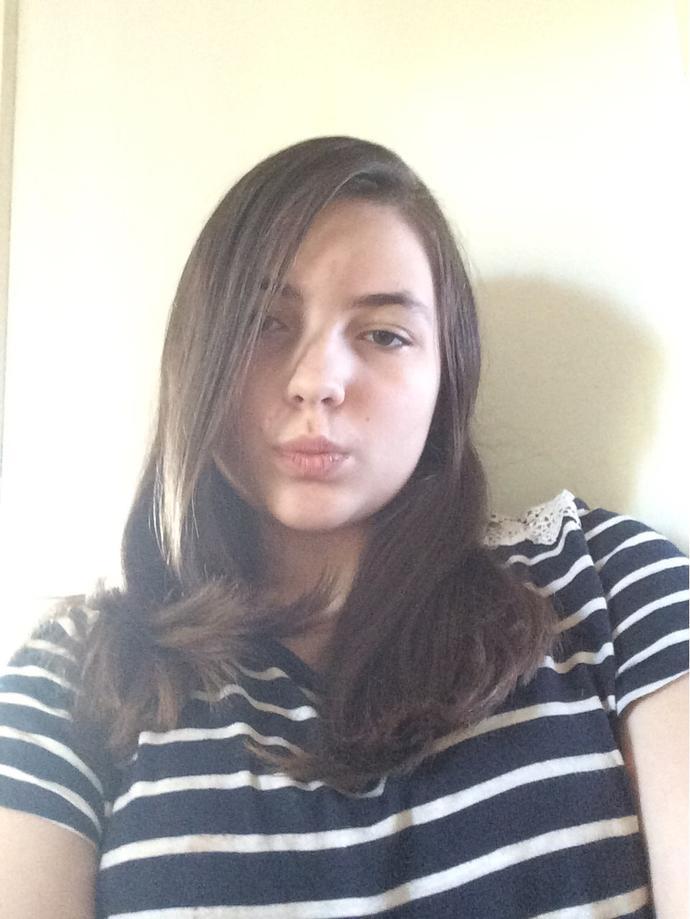 Am I pretty? I feel really self conscious. I'm almost 15?