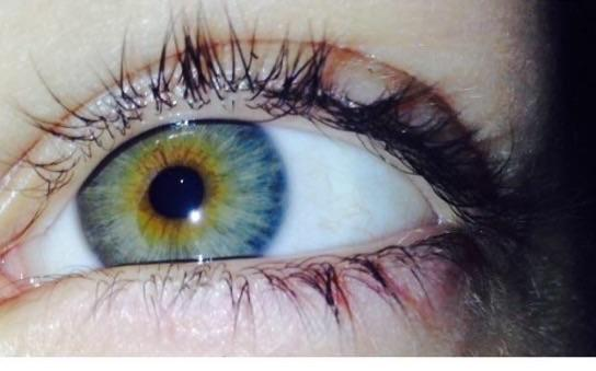 What is my eye color? What should i tell people is my eye color?