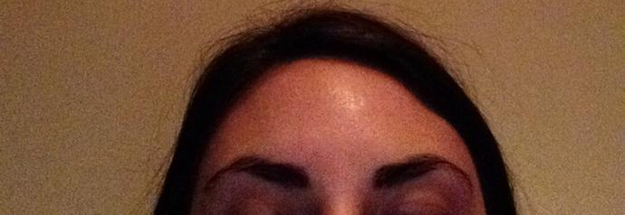 Opinion on my eyebrows ( see pic )?