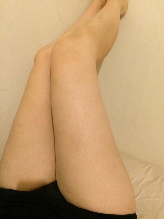 How do my legs look?