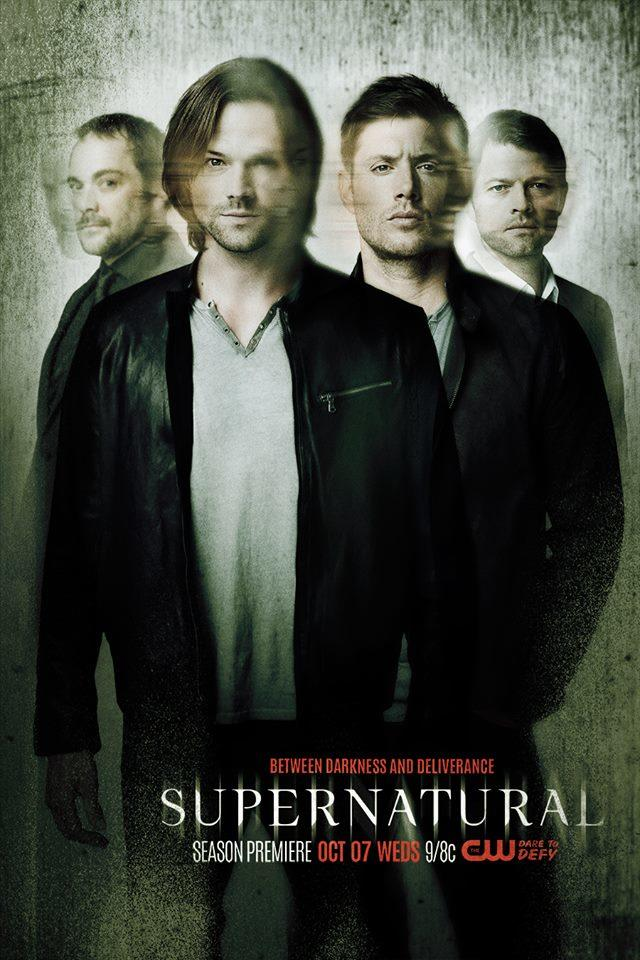 What do you think of the new season of SUPERNATURAL?