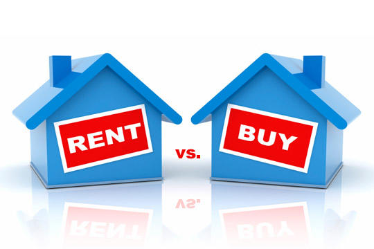 To buy or rent a house? What's the best solution for you?