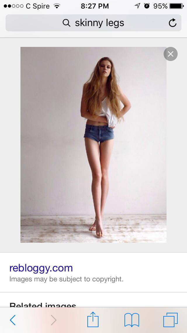 Guys, Thick or thin legs? - GirlsAskGuys