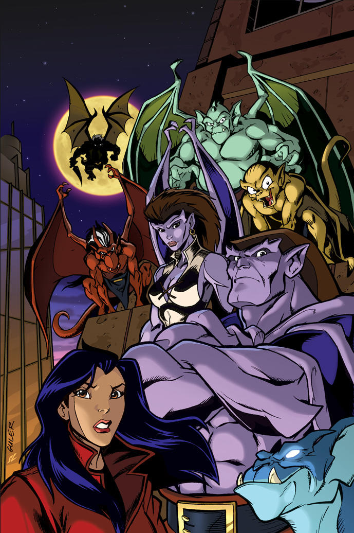 If there was an all out war between the Gargoyles and the ThunderCats and you had to choose a side to fight with, which side would you choose?