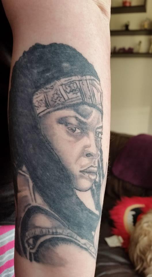 what do u think of woman having tattoos?