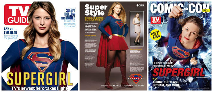 Super girl is coming in this fall, Would you watch it?