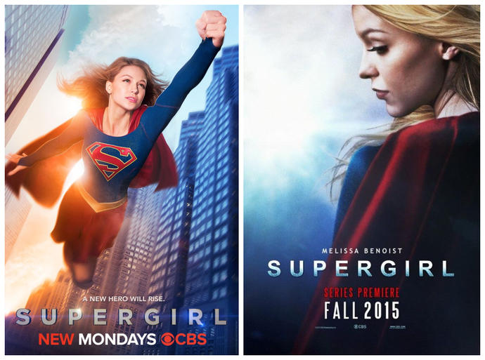 Super girl is coming in this fall,Would you watch it?