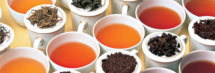 Favourite types of tea?
