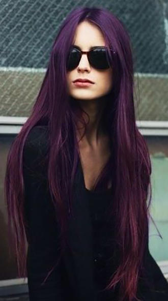 Need help achieving this violet/purple hair color?