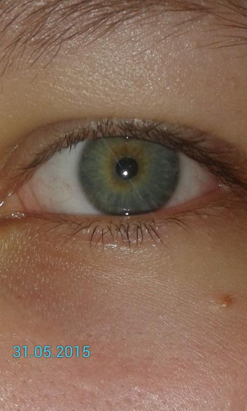 Is my eyecolor ugly?