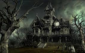 Have you ever been in a real haunted house?