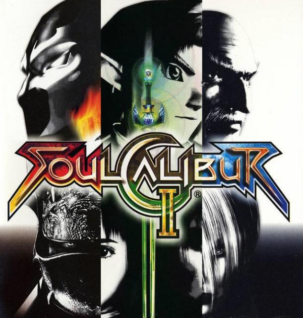 Are you a fan of the Namco fighting video game franchise, Soul Calibur?
