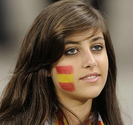 spanish women from spain