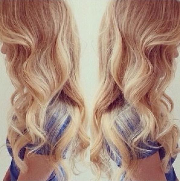 Red or Blonde hair?