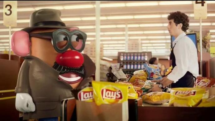 Is Mr. Potato Head a cannibal if he eats a potato chip?