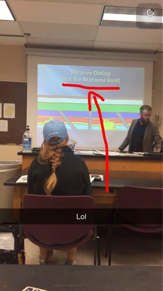 The best professor ever?